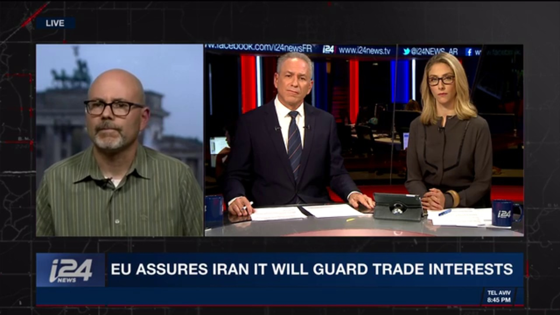 THE RUNDOWN | Nuclear diplomacy: Europe tries to save Iran deal