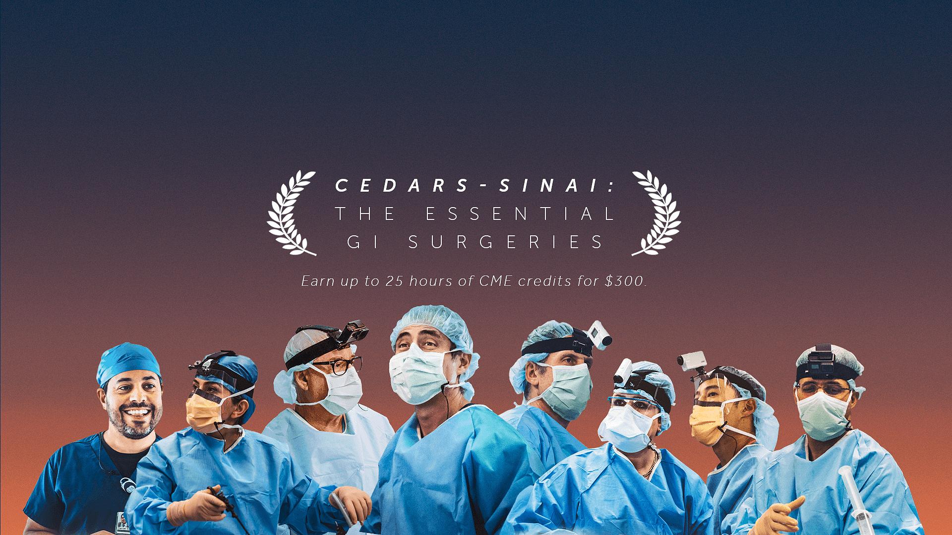 Cedars-Sinai Promo Video | GIBLIB