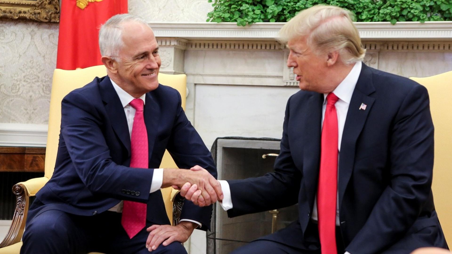Turnbull Confident In Australias Tariff Exemption Sky News Australia