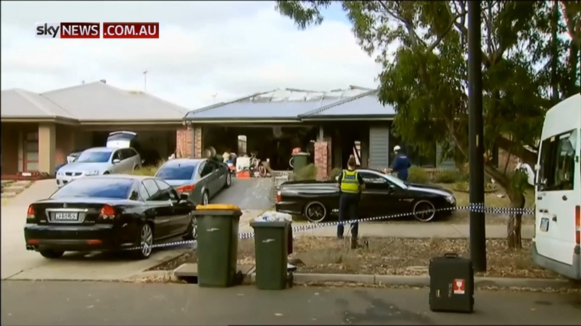 woman dies in house fire in geelong, victoria | sky news australia