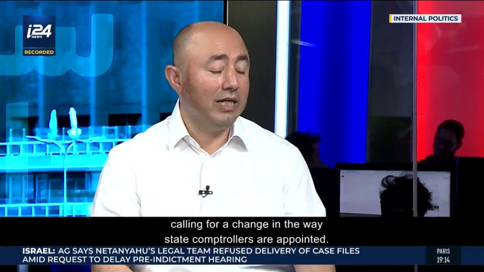 BEST OF THE ARABIC CHANNEL   Sunday, May 12th 2019   I24NEWS
