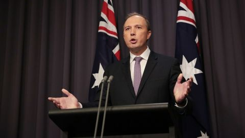 Dutton pushing to rewrite foreign allegience laws  | Sky News Australia