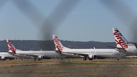Virgin Australia's $3.1b loss a 'sobering snapshot' of how bad aviation industry suffered | Sky News Australia