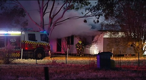 Two people killed in Tamworth fire in NSW | Sky News Australia