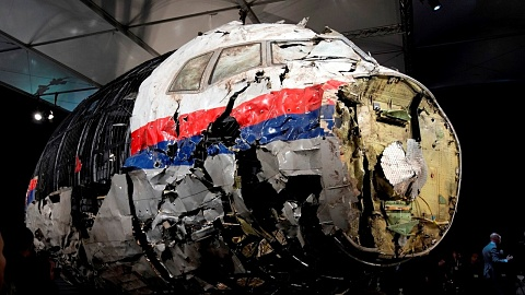 MH17 suspects named and charged | Sky News Australia