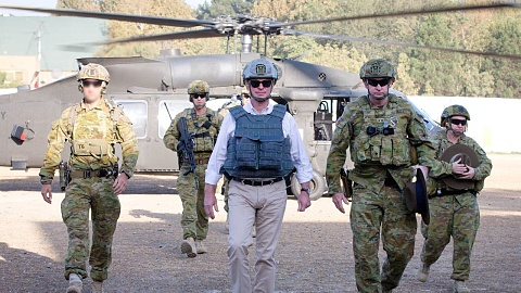 Defence Department told to dismiss concerns about Pyne's new job | Sky News Australia