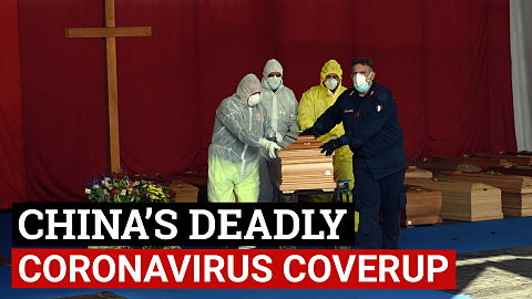 SPECIAL REPORT: How China's deadly coronavirus cover-up killed tens of thousands   Sky News Australia