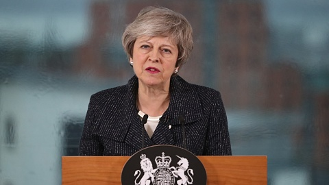Theresa May pleads for unity over Brexit