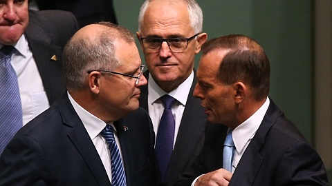 Liberal Party 'wounds are healing'   Sky News Australia