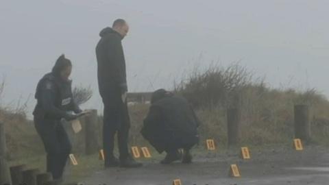 Gunman on the run after 'fatally shooting Australian tourist' in NZ   Sky News Australia