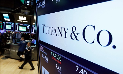 Tiffany and Co says Hong Kong protests are hurting the business | Sky News Australia