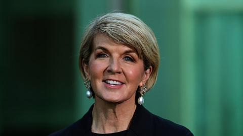 Julie Bishop appointed first female chancellor of ANU | Sky News Australia