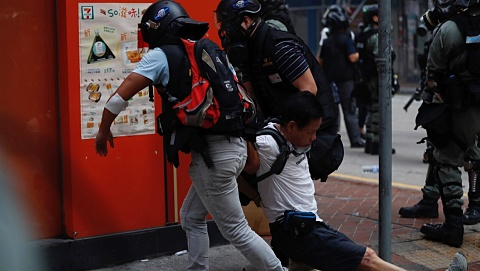 Hong Kong ruled by a 'climate of fear' | Sky News Australia