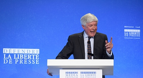 Lord Tony Hall to step down as BBC director general | Sky News Australia