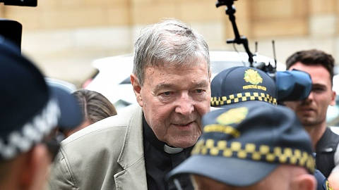 Convicted paedophile George Pell appeals to the High Court | Sky News Australia