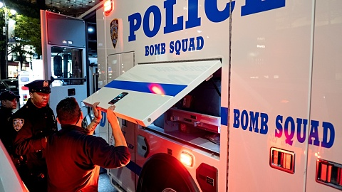 US mail bomb suspect named as Cesar Sayoc