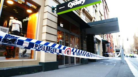 Man accused of Sydney CBD stabbing attack charged | Sky News Australia