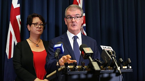Daley stands aside from NSW leadership