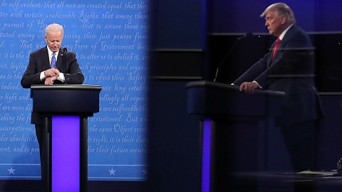 Hunter laptop scandal 'the new Russia, Russia, Russia, Hoax': Best zingers from the final presidential debate | Sky News Australia