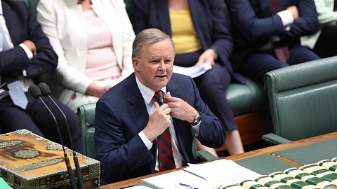 Anthony Albanese announces reform of NSW Labor Party | Sky News Australia