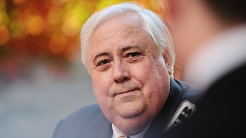 Government negotiating Palmer preference deal: reports