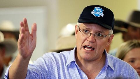 Scott Morrison losing ground in Qld: Poll