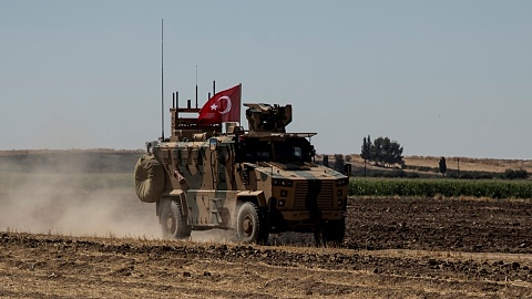 Turkey could be held responsible for war crimes, UN warns | Sky News Australia
