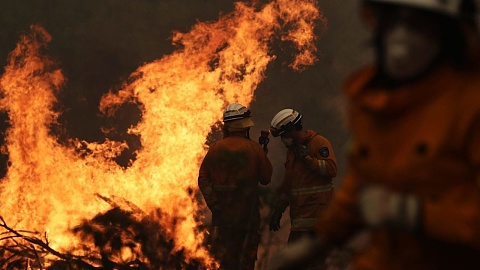 Total fire ban declared in NT | Sky News Australia