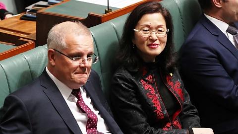 Liu under pressure to explain $40,000 donation | Sky News Australia