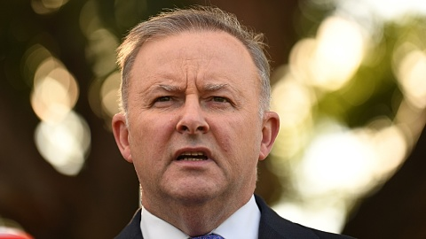 Albanese refuses to bow down to pressure over $158bn tax package | Sky News Australia