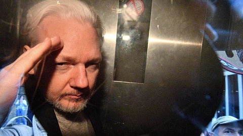 US files 17 new espionage charges against Julian Assange | Sky News Australia