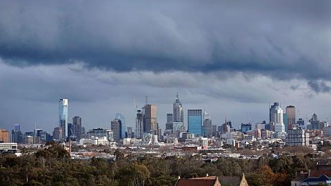 Cold snap strikes nation's south-east   Sky News Australia