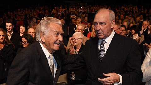Hawke, Keating would be 'horrified' by modern Labor's economic policies | Sky News Australia