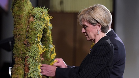 Bishop 'optimistic' about eventual MH17 resolution | Sky News Australia