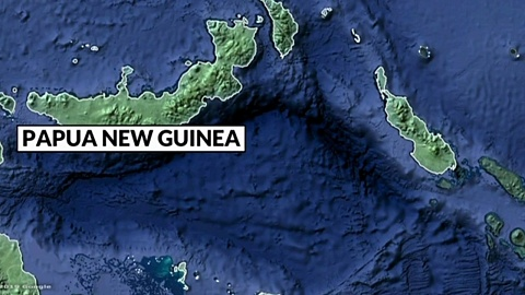 Powerful 7.5-magnitude earthquake strikes off the coast of PNG | Sky News Australia