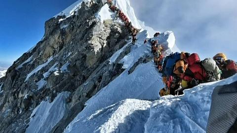 Three climbers die on Everest amid overcrowding concerns | Sky News Australia