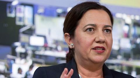 Qld Premier's office accidentally reveals secret intelligence operative's name | Sky News Australia