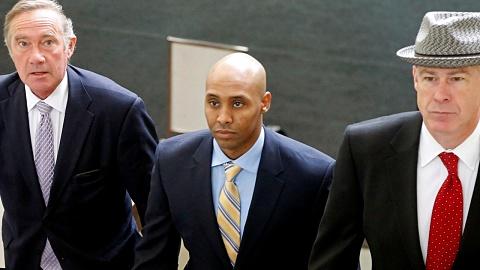 US court sentences Mohamed Noor to 12.5 years prison | Sky News Australia