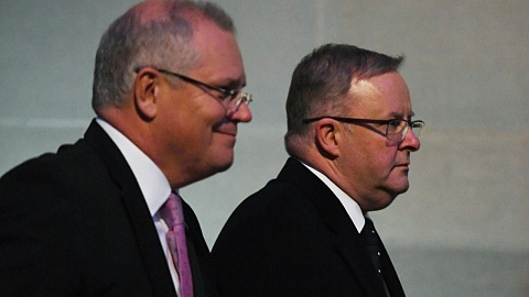 PM and Albanese in Dubbo for Bush Summit | Sky News Australia