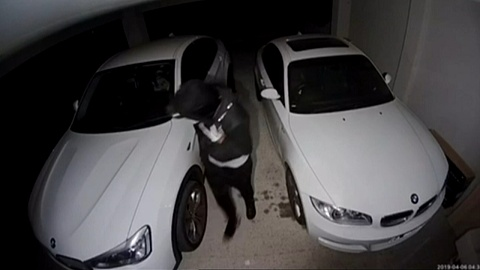 Police on the hunt for armed home invaders