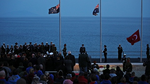 IS member arrested over planned Anzac Day attack in Gallipoli