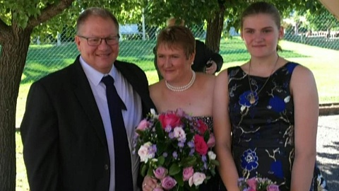 NZ volcano victim wakes from coma to discover her daughter, husband are dead | Sky News Australia