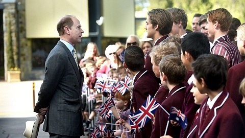 Prince Edward marks 60 years of Duke of Edinburgh Awards Scheme | Sky News Australia