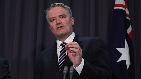 Finance Minister says 'record $100 billion' allotted to state infrastructure | Sky News Australia
