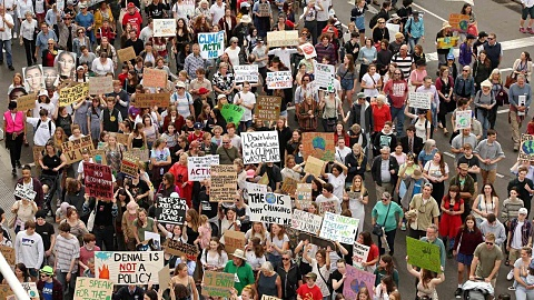 Thousands take part in climate rallies across the nation | Sky News Australia