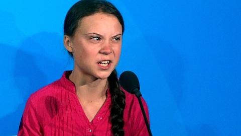 Greta Thunberg and China bump heads over emissions | Sky News Australia