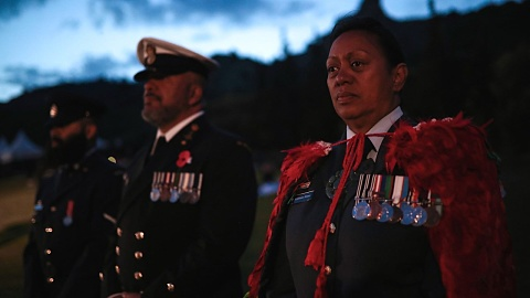 Thousands flock to Gallipoli to honour the ANZACs