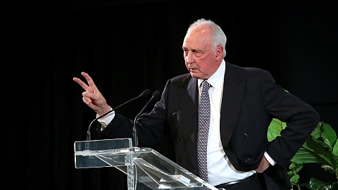 Keating's defence of China is 'really worrying' | Sky News Australia