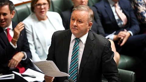 Albanese calls to debate sending Australian troops into war   Sky News Australia