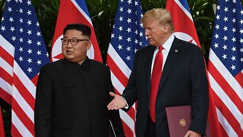 Biden claims Trump 'legitimised thug' Kim Jong-un | Sky News Australia